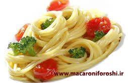 فروش عمده انواع اسپاگتی خوشمزه