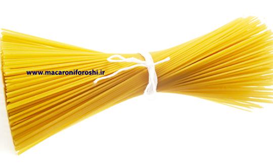 عرضه مستقیم ماکارونی رشته ای اسپاگتی