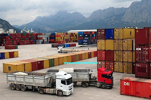 صادرات ماکارونی از ایران