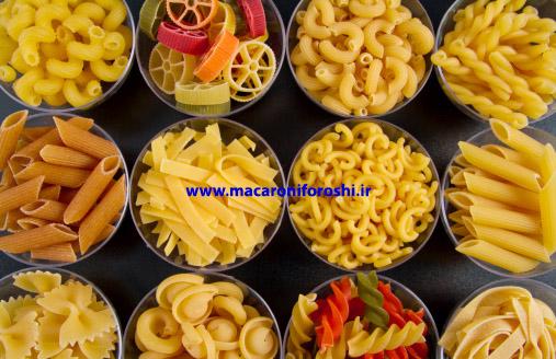 قیمت عرضه ماکارونی اسپاگتی 200 گرمی صادراتی